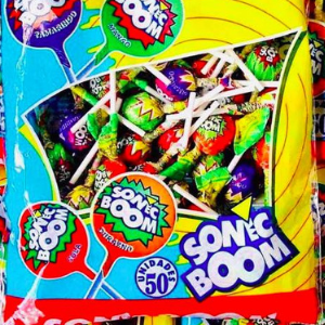 Bombones Sonec Boom