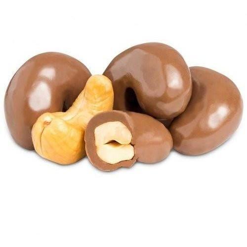 Semillas de Marañón Cubiertas de Chocolate