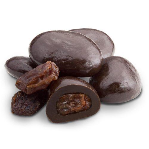 Pasitas Cubiertas de Chocolate